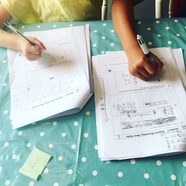Why is my child teaching another child?