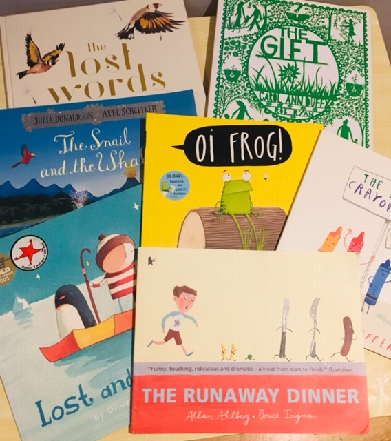 Best kids' books to give for Christmas