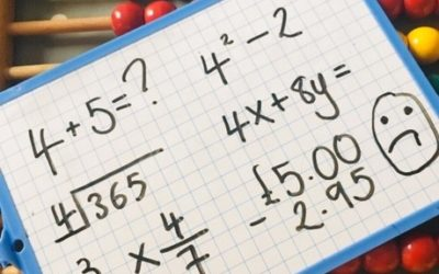 Help! My Child Hates Maths!