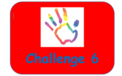 Challenge 6 – Sunshine Hands