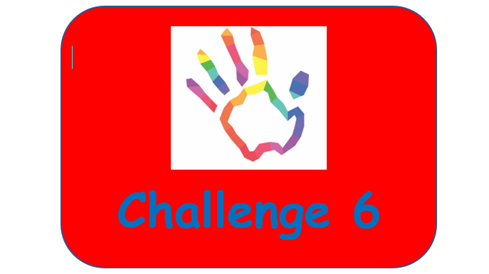 Challenge 6 – 30/03/20 – Sunshine Hands