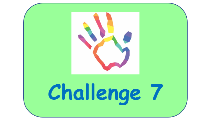 Challenge 7 – 31/03/2020 – Window/Walk Tally