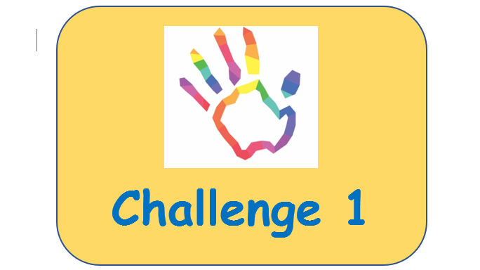 Challenge 1 – 23rd March 2020 – Activity Ideas