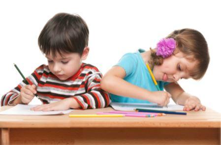 Why won't my child write?
